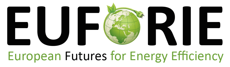 European Futures for Energy Efficiency EUFORIE