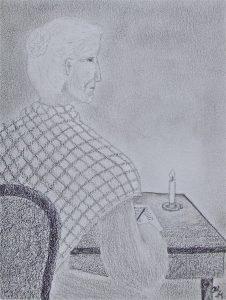Lucy Snowden. Piirros: Hanna Leppälä.