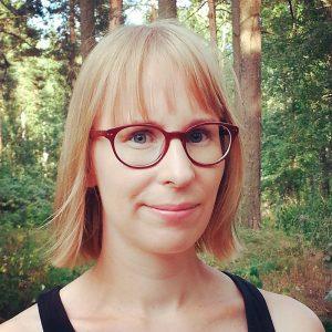 Niina Myllys. Kuva: Reko Lahtinen.