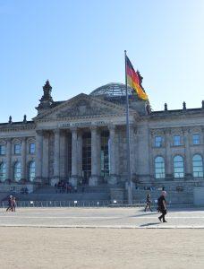 Saksan valtiopäivätalo