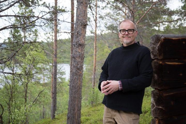 Kari Saikkonen Kevolla