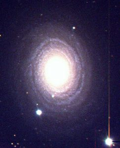 Kuva galaksista.